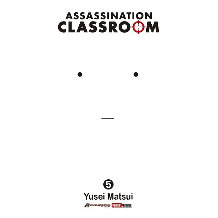 ASSASSINATION CLASSROOM 05