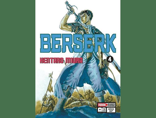 BERSERK 04