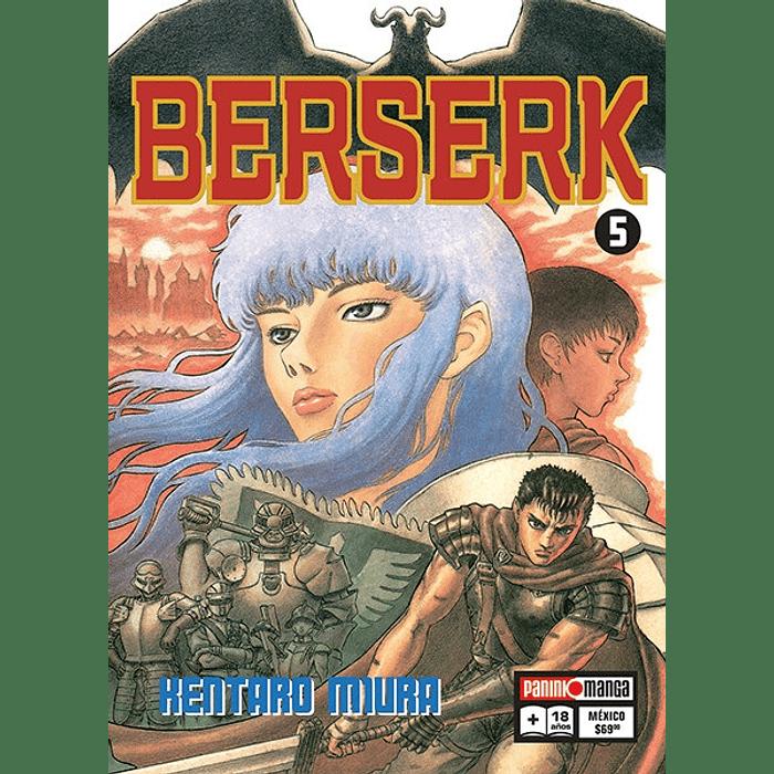 BERSERK 05