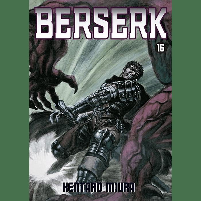 BERSERK 16