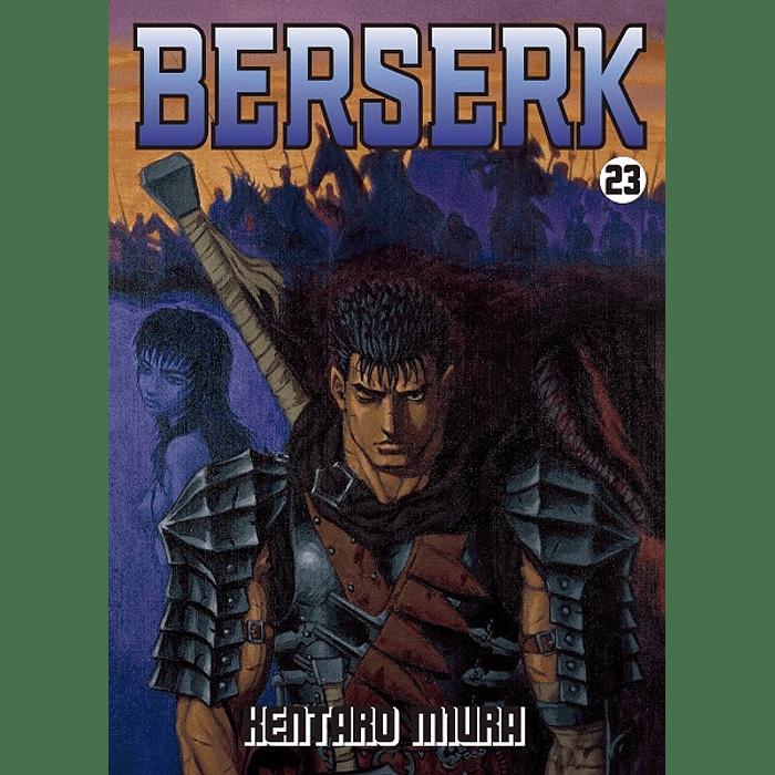 BERSERK 23