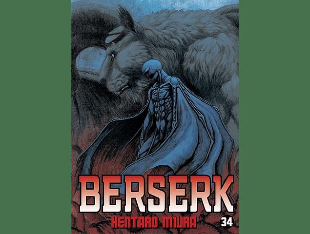 BERSERK 34