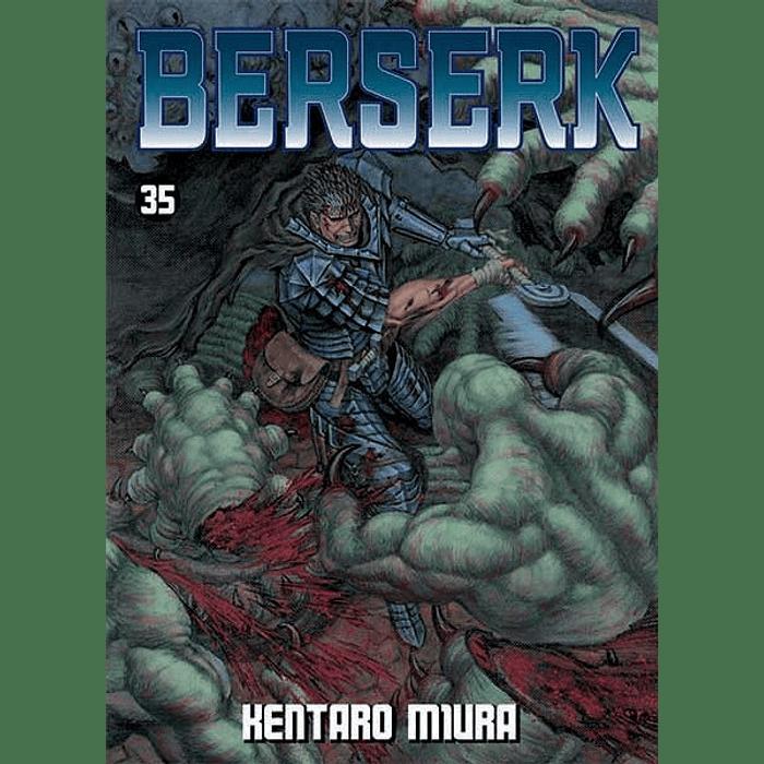 BERSERK 35