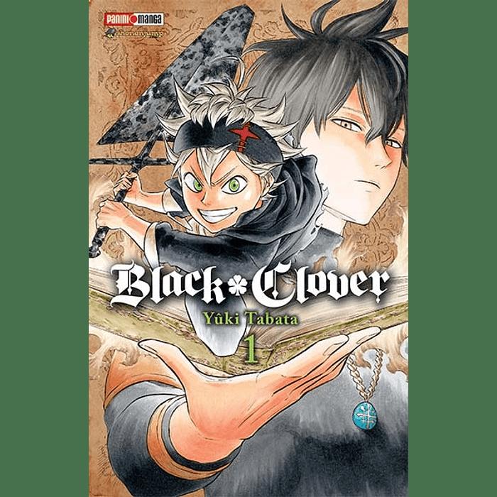 BLACK CLOVER 01
