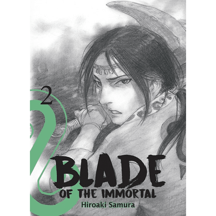 BLADE OF THE IMMORTAL 02
