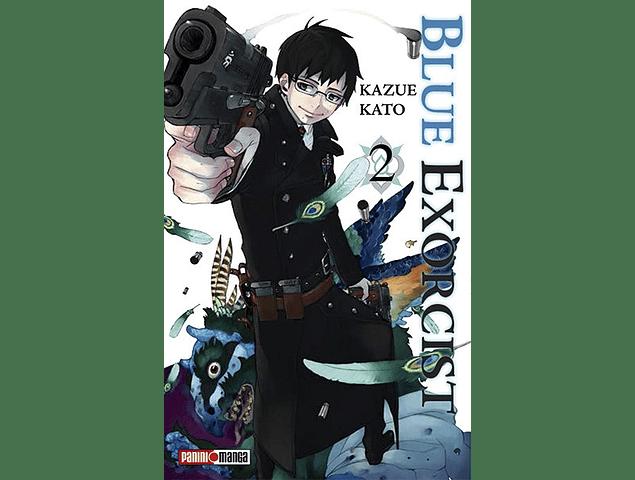 BLUE EXORCIST 02
