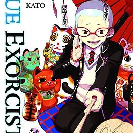 BLUE EXORCIST 07
