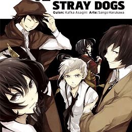 BUNGOU STRAY DOGS 02