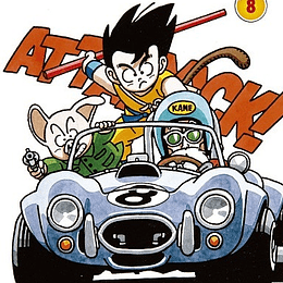 DRAGON BALL 08