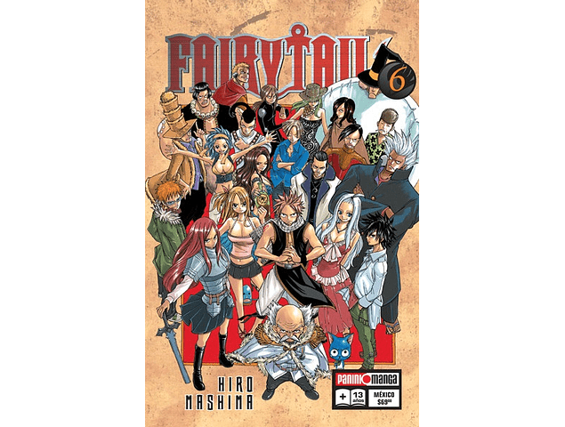 FAIRY TAIL 06