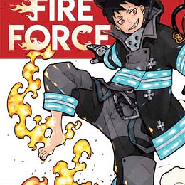 FIRE FORCE 01