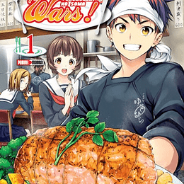 FOOD WARS - SHOKUGEKI NO SOUMA 01