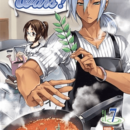 FOOD WARS - SHOKUGEKI NO SOUMA 07