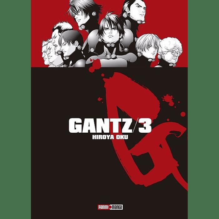 GANTZ 03