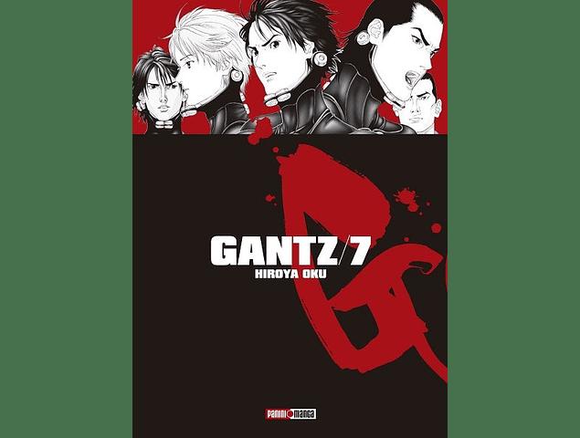 GANTZ 07