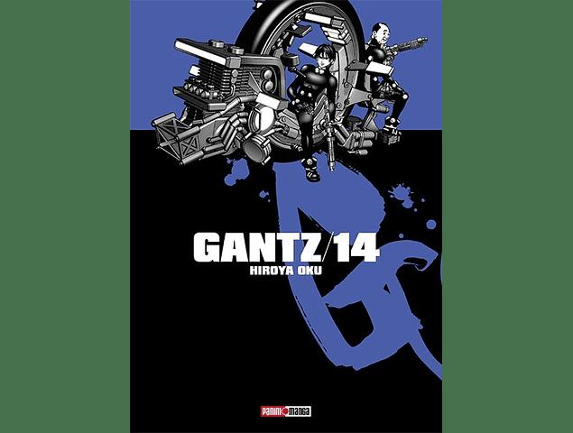 GANTZ 14