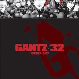 GANTZ 32