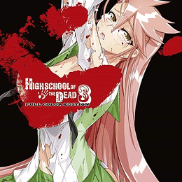 HIGH SCHOOL OF THE DEAD - FULL COLOR 03