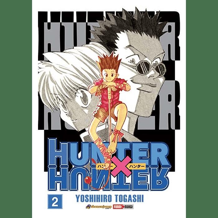 HUNTER X HUNTER 02