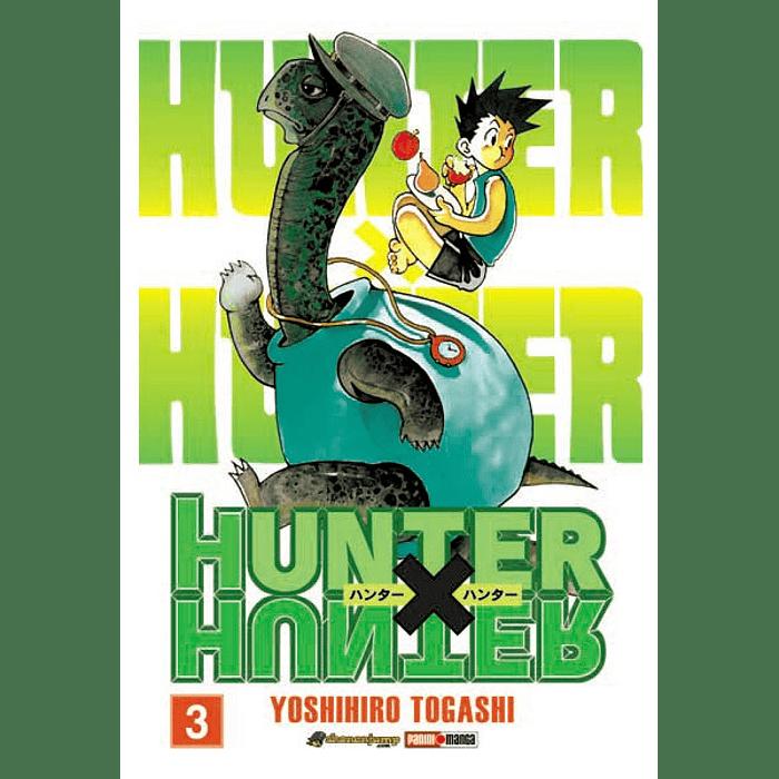 HUNTER X HUNTER 03