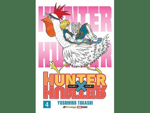 HUNTER X HUNTER 04