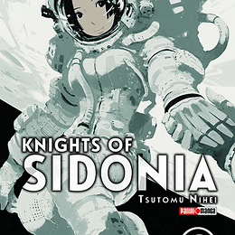 KNIGHTS OF SIDONIA 06