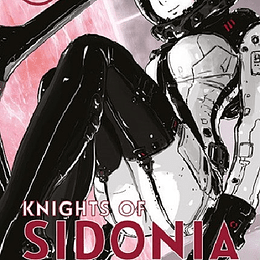 KNIGHTS OF SIDONIA 10