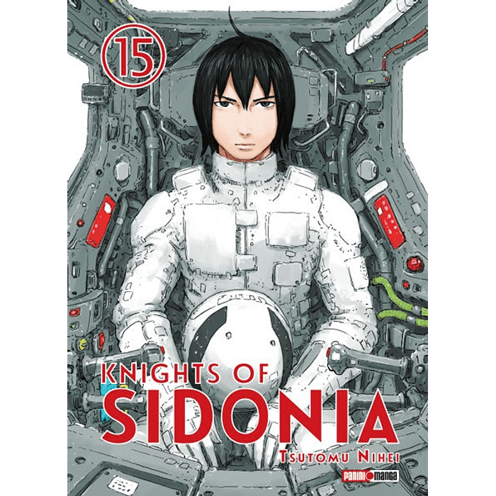 KNIGHTS OF SIDONIA 15