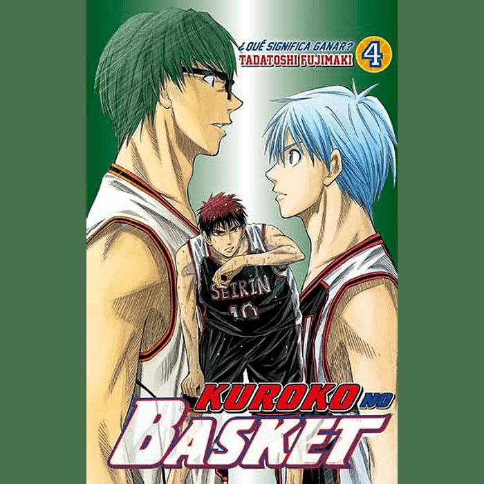 KUROKO NO BASKET 04