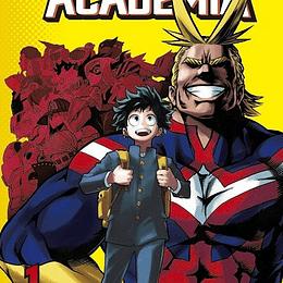 MY HERO ACADEMIA 01