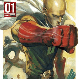 ONE PUNCH MAN 01