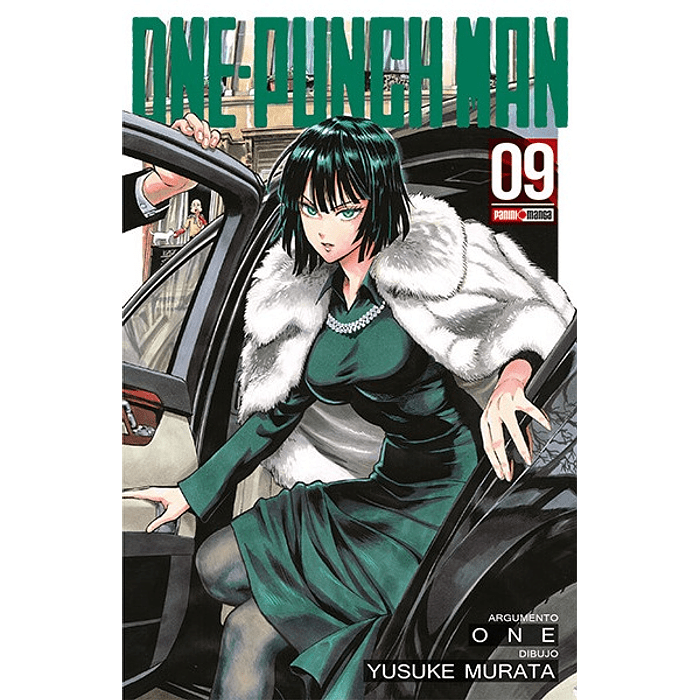 ONE PUNCH MAN 09