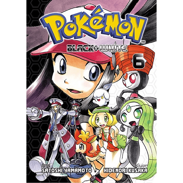 POKEMON BLACK & WHITE 06