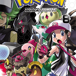POKEMON BLACK & WHITE 08