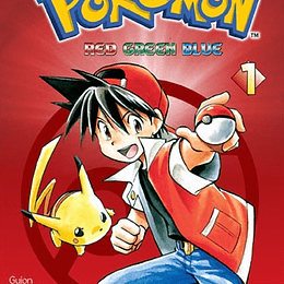 POKEMON RED GREEN & BLUE 01