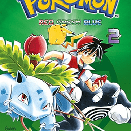 POKEMON RED GREEN & BLUE 02