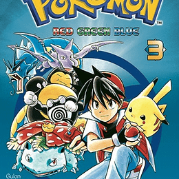 POKEMON RED GREEN & BLUE 03