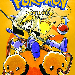 POKEMON YELLOW 01