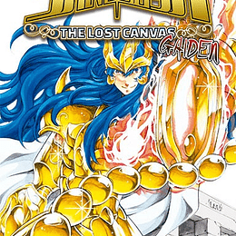 SAINT SEIYA THE LOST CANVAS - GAIDEN 02