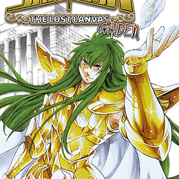 SAINT SEIYA THE LOST CANVAS - GAIDEN 03