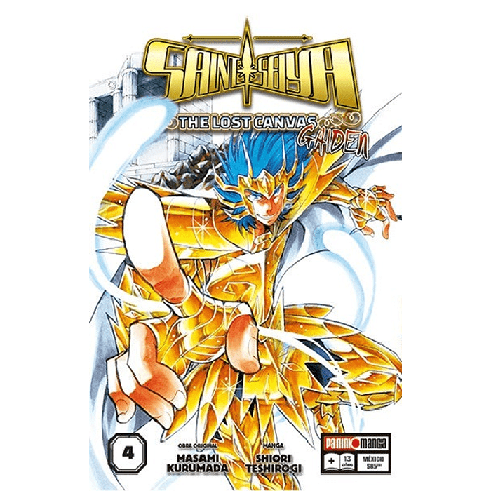 SAINT SEIYA THE LOST CANVAS - GAIDEN 04