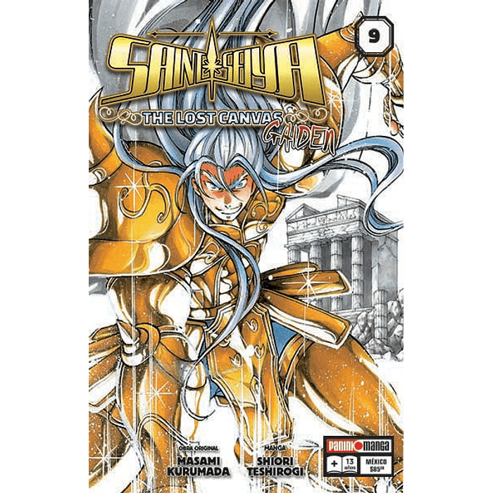 SAINT SEIYA THE LOST CANVAS - GAIDEN 09