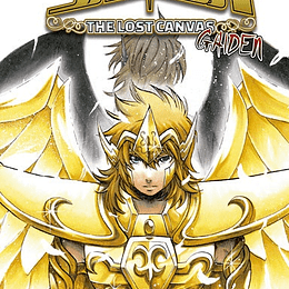 SAINT SEIYA THE LOST CANVAS - GAIDEN 10
