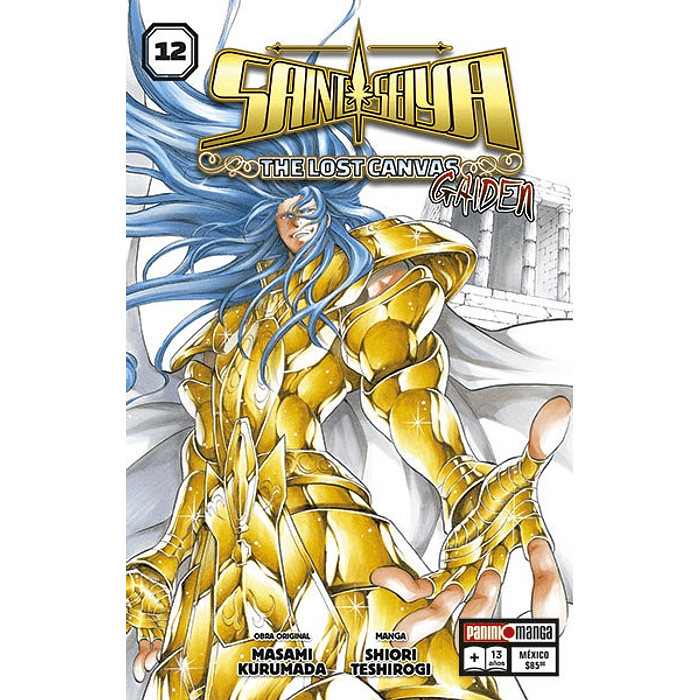 SAINT SEIYA THE LOST CANVAS - GAIDEN 12