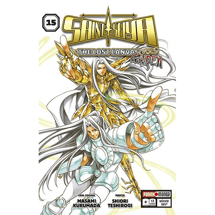 SAINT SEIYA THE LOST CANVAS - GAIDEN 15