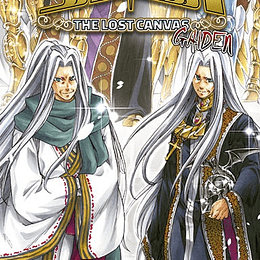 SAINT SEIYA THE LOST CANVAS - GAIDEN 16