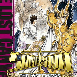 SAINT SEIYA THE LOST CANVAS 09