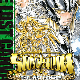 SAINT SEIYA THE LOST CANVAS 11