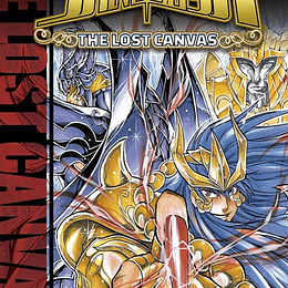 SAINT SEIYA THE LOST CANVAS 12