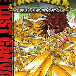SAINT SEIYA THE LOST CANVAS 17